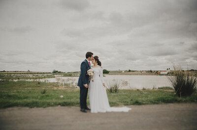 Ilusiones que se hacen realidad: la boda de Begoña y Diego