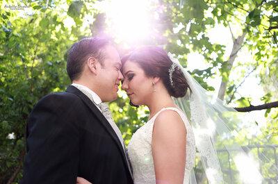 Una noche llena de luces y romanticismo: La boda espectacular de Nicole y Francisco