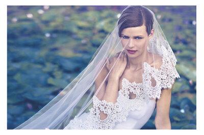 Italienische Brautmode von Giuseppe Papini Kollektion 2014