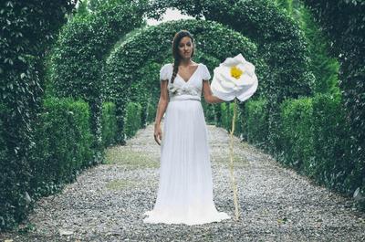 Ispirazioni country chic per il tuo matrimonio: sogna anche tu con Agnese
