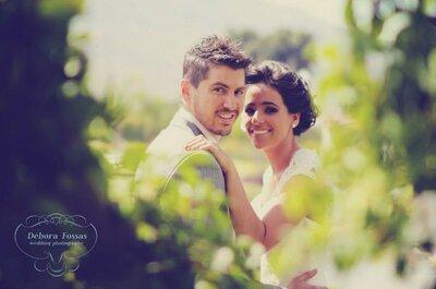 Real Wedding: Colores vivos y mucho amor en la boda de Paty y Esteban... ¡Los detalles perfectos!