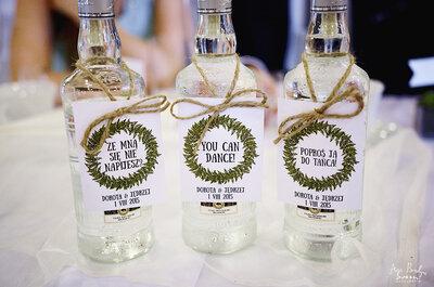 Jak wybrać wódkę na wesele?  Kilka słów ilości i serwowaniu alkoholu.