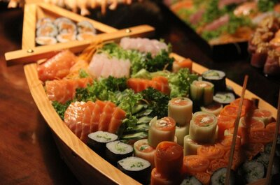 Como servir um menu saudável, saboroso e surpreendente no seu casamento? 7 pistas fáceis!
