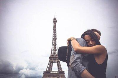 Seré la mejor novia que nunca hayas tenido: ¡28 promesas para él!