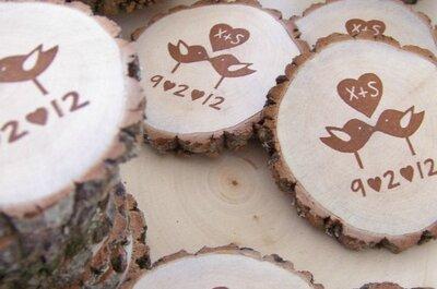 Los regalos más originales para que tus invitados recuerden tu boda ¡para siempre!