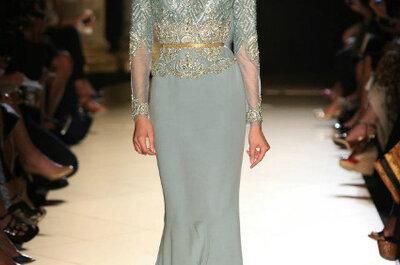 Colecção Alta Costura Elie Saab Out/Inv 2012: o nosso TOP 12