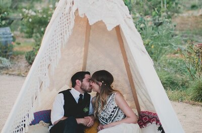 Ces petits détails qui donnent du style à votre mariage!