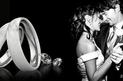 Die schönsten Trauringe finden Sie bei diesen Top Juwelieren!