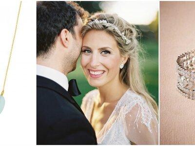 Joyas para novia 2017: 50 propuestas ideales para lucir con tu vestido de novia