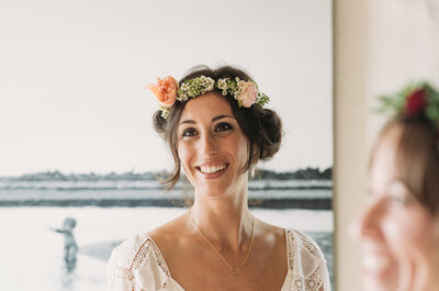 16 frases que toda novia quiere oír mientras prepara su boda
