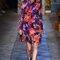 Erdem otoño - invierno 2015/2016: Musas envueltas en color y glamour