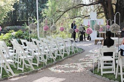 Obtén la decoración ideal para tu boda con Alicia O. Cariño, una experiencia inolvidable