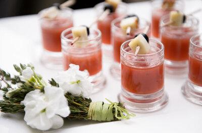 4 tendencias espectaculares que no conocías para el banquete de bodas