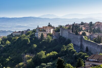 Le 10 migliori location per matrimoni a Perugia