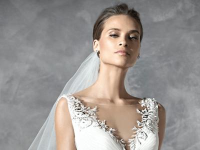 Vestidos de novia Pronovias 2016: La elegancia jamás había sido tan hermosa