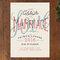 Invitaciones de boda perfectas para tu boda en 2015 - Foto Minted
