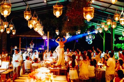 Seu casamento nas praias mais bonitas do Brasil: 5 lugares incríveis para se casar na Bahia