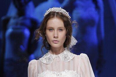 Os nossos 10 toucados preferidos da Barcelona Bridal Week