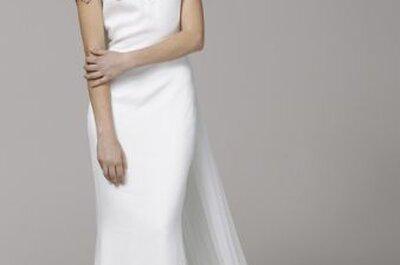 Zankyou's Top 10 Picks: The Best Wedding Dresses From Bridal Fashion Week Spring 2013