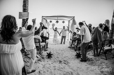 Nico Zapata - your perfect destination wedding photography partner in Mexico