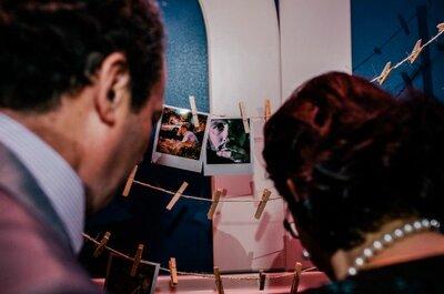 Cápsulas fotográficas en tu boda