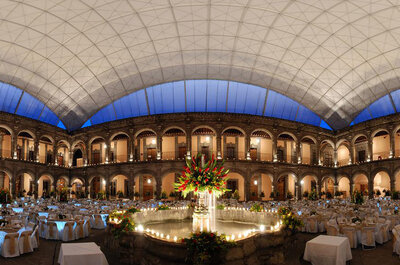 11 Museum Wedding Venues in Mexico City: Spaces of Luxury!