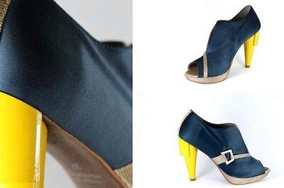 Buty w szalonych kolorach dla Państwa Młodych i gości