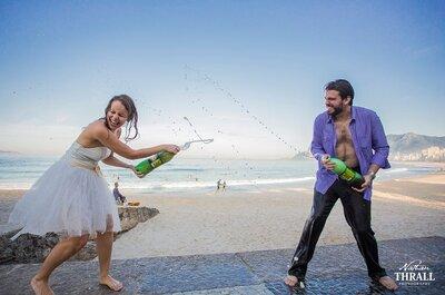 Os 10 melhores Fotógrafos de Casamento no Rio de Janeiro