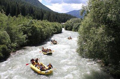 L'idea originale per l'addio al nubilato? I consigli del Rafting Center Val di Sole