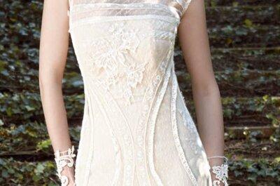 Accesorios intemporales: guantes para novias 2013