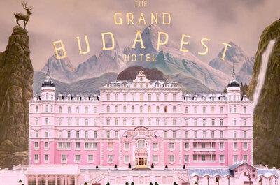 """Filme indicado ao Oscar """"Grande Hotel Budapeste"""" é tema de um casamento incrível!"""