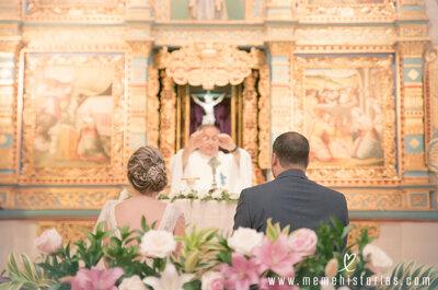 Guía de protocolo para la ceremonia y la recepción de tu matrimonio: 15 actos claves