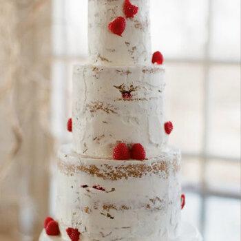 Hochzeitstorten-Trends 2014