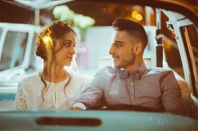 16 coisas que são esquecidas, até pelas noivas mais organizadas!