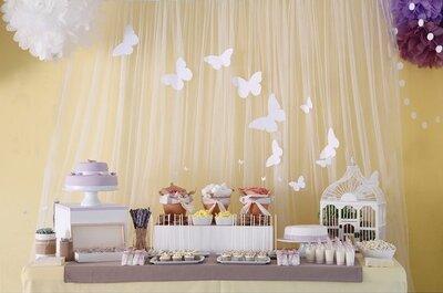 10 dicas para criar o candy bar perfeito para o seu casamento