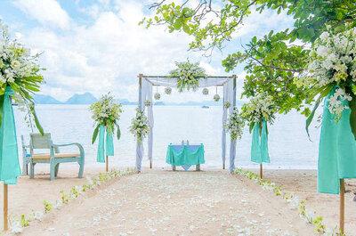 Unvergessliche Hochzeitsreise - Die absoluten Traumziele für die Flitterwochen