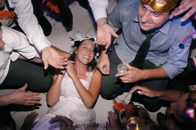 Retratos de bodas reales, con firma de autor: Jeremias Santochi