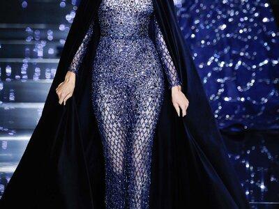 Zuhair Murad alta costura otoño 2015: Vestidos de fiesta de otra galaxia