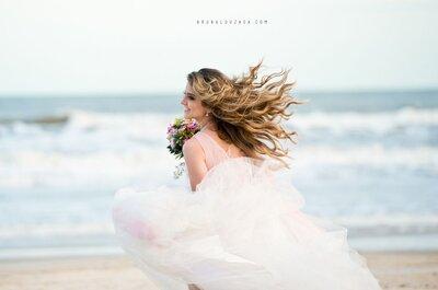 Noiva SIM, nervosa NUNCA! 7 passos para evitar o stress durante a organização do casamento!