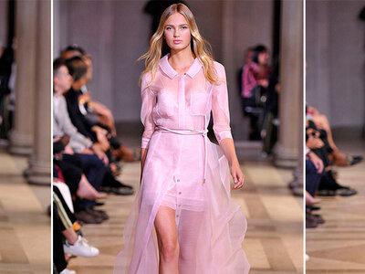 Carolina Herrera Spring/Summer Ready to Wear Collection 2016 New York Fashion Week