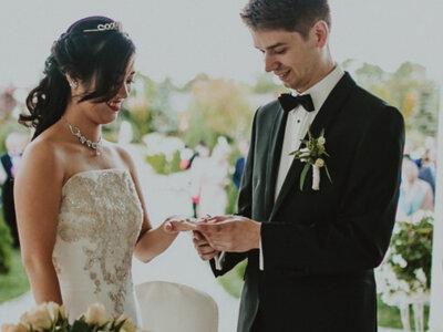 Para polsko-japońska zakochana w sobie i mandze. Oto ich ślub i wesele!