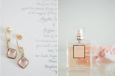Romance en una boda al estilo de Romeo y Julieta modernos