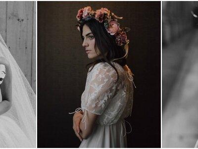 Bohème Rock by David Purves 2017 : des robes de mariée urbaines et modernes