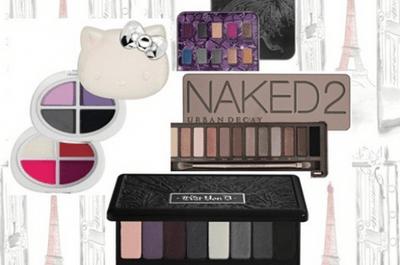 Productos de maquillaje para la esposa