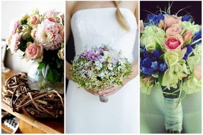 Brautstraußtrends 2015 - So schön kann das wichtigste Accessoire der Braut aussehen