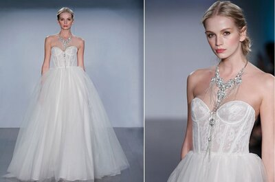 JLM Couture Spring Bridal Collection 2015: a dress for every bride
