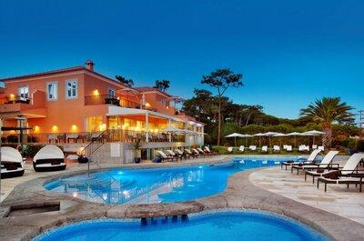 Hotel Senhora da Guia - Destination wedding in Portugal: Um luxuoso hotel para o seu casamento e lua-de-mel!