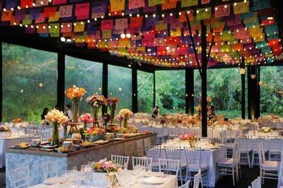 ¿Cómo tener la decoración de matrimonio perfecta? ¡8 ideas geniales!