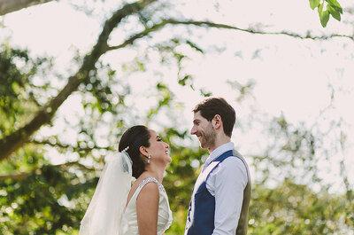 Tú eres mi historia: La boda de Mariana y Edward