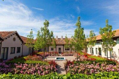 Finca La Montaña: una boda espectacular en el mágico Aranjuez